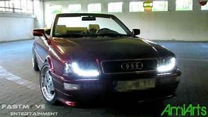 Audi 80 Cabrio Bolero : audi 80 cabrio sonar led tfl project youtube ~ Jslefanu.com Haus und Dekorationen