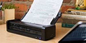the best portable document scanner reviews by wirecutter With portable printer document