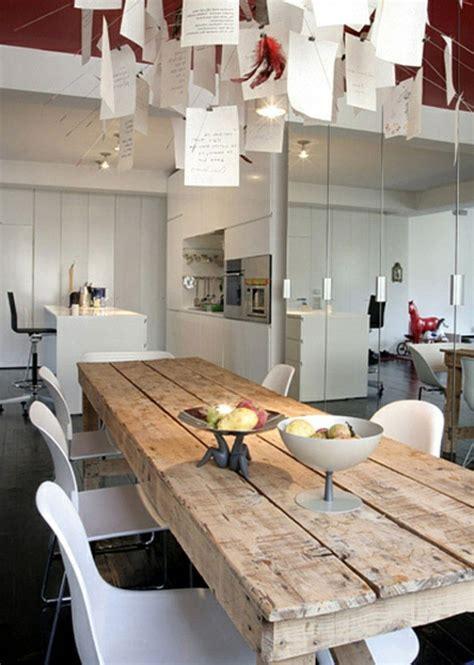 esszimmer rustikal esstische im landhausstil mit stühlen fürs esszimmer