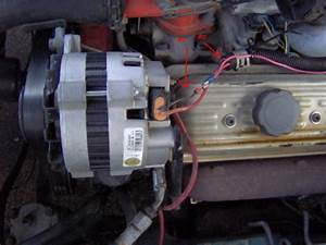 Alternator  Cs130  Won U0026 39 T Charge