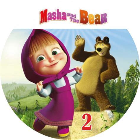 Dvd Crtić Maša I Medvjed Masha And The Bear Masha And The