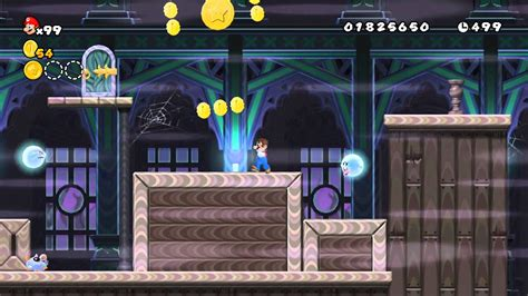 Dolphin 402 New Super Mario Bros Wii World 4 Ghost