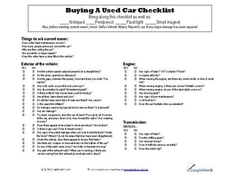 Used Car Checklist  Auto Safety  Pinterest  Free Printable. Free Party Invitations Templates. Vehicle Sales Receipt Template Free. Staff Write Up Forms Template. Resume For Registered Nurse With No Experience Template. Professional Biodata Format For Job Template. Sample Cover Letter For Babysitting Job Template. Sample Email For Sending Resumes Template. Powerpoint Party Invitation Template