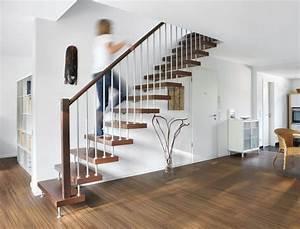 Raumspartreppe Berechnen : eleganter aufstieg die gerade treppe erm glicht einfaches rauf und treppe pinterest ~ Themetempest.com Abrechnung