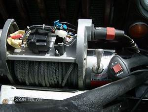 T Max Winch Issiues - Jeeps Canada