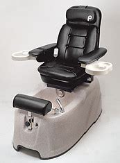 pibbs ps89 amalfi pedicure chair pibbs pedicure chairs pipeless chairs spa parts