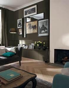 revgercom peindre son salon en deux couleurs idee With photo peinture salon 2 couleurs 4 nos astuces en photos pour peindre une piace en deux couleurs