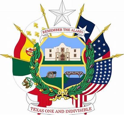 Seal Svg Reverse Texas Arms Coat Kingdom