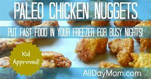 Paleo Chicken Nuggets Recipe: Kid Approved!