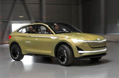 skoda ers performance electric suv reveal