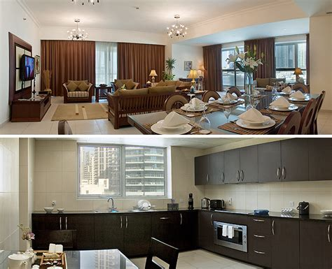apartment size gas marina hotel apartments 3 bedroom deluxe