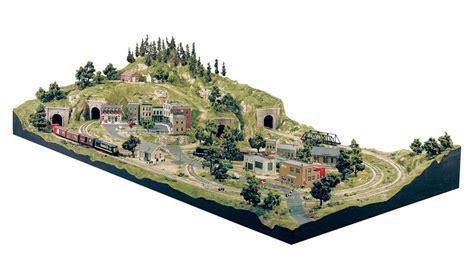 model train table kit grand valley ho scale layout kit layout kits woodland