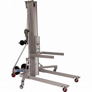 Genie Superlift Contractor Manual Lift  U2014 18ft  Lift  650