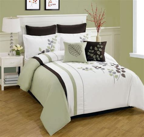 sage green comforter sets green and brown comforter and bedding sets
