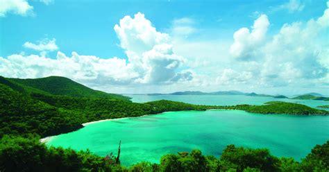 explore virgin islands national park