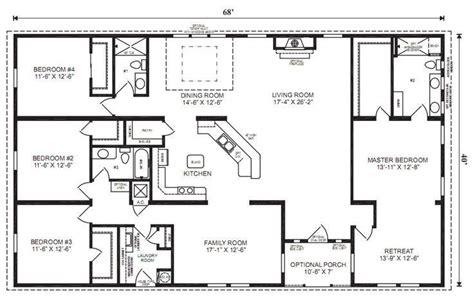 pole barn kit   home modular home floor