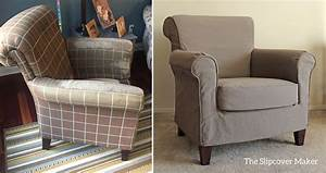 the slipcover maker custom slipcovers tailored to fit With anytime chair pottery barn