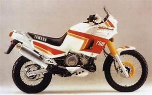 Yamaha Xtz750 1989
