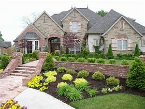 Front yard landscaping ideas dream house experience for Front yard and backyard landscaping ideas