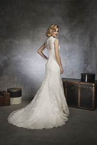 picture of gorgeou wedding dresses inspire by 1930s and With 1950s inspired wedding dresses