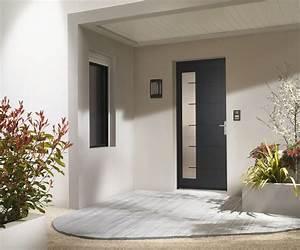 porte d39entree zilten composite modele equinox porte d With good idee entree de maison 5 decoration entree villa