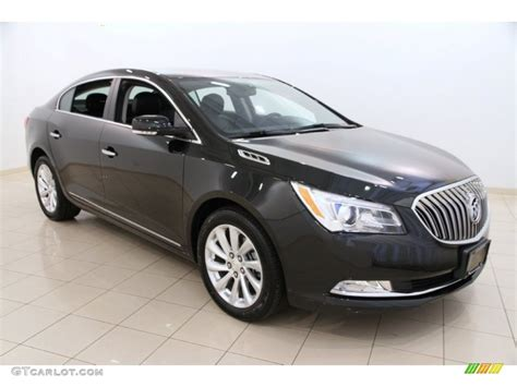2011 Buick Lacrosse Colors by 2014 Carbon Black Metallic Buick Lacrosse Leather
