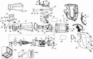 Dewalt Dw303m Parts List And Diagram