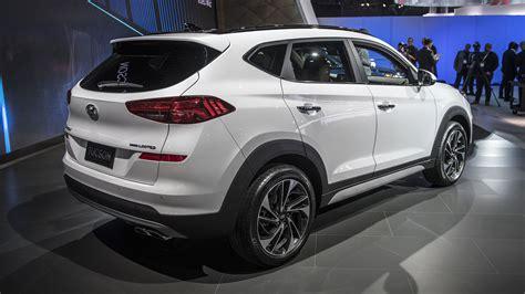 Hyundai Tucson Safety Rating by 2019 Hyundai Tucson Improves Iihs Safety Rating Autoblog