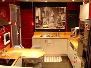 deco cuisines equipees With aménagement cuisines équipées