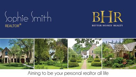 better homes realty unique better homes realty business card ideas printing