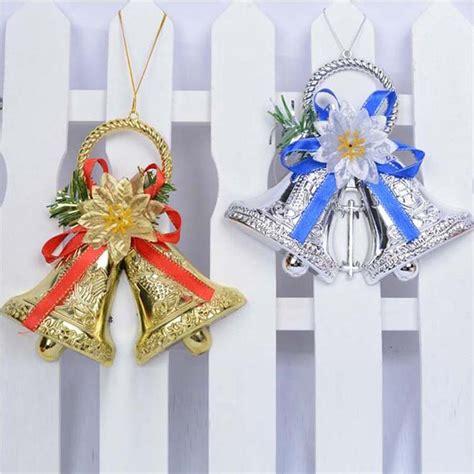 wholesales pcslot christmas snow bells christmas tree