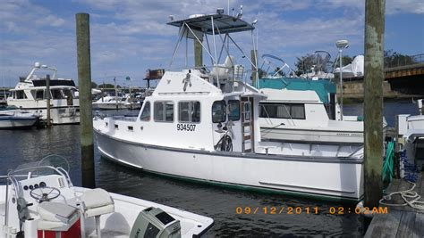 Duffy Boats Deal by 35 Duffy Sport Fish For Sale The Hull Boating