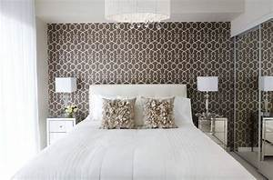 Ways bedroom wallpaper can transform the space
