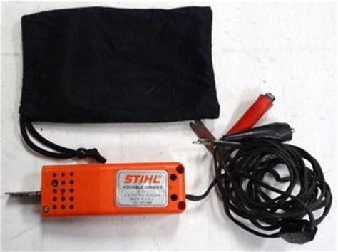 Stihl Chainsaw Chain portable Grinder Sharpener   eBay