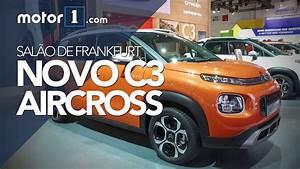 Novo Citro U00ebn C3 Aircross  Europa