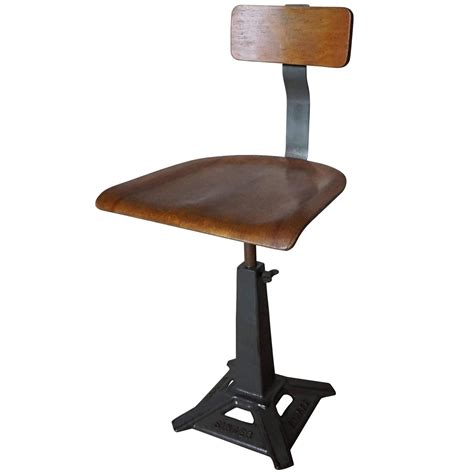 singer work chair for sale at 1stdibs