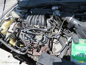 2002 Ford Taurus Se Engine Photos