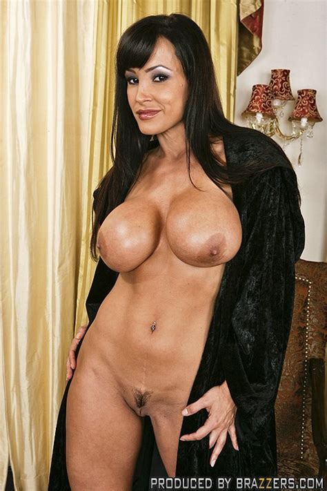 Lisa Ann Pussy Creampie