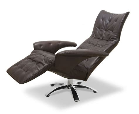 modern recliner chair for cozy furniture in a modern house