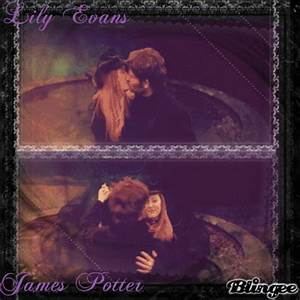 Lily Evans and James Potter Picture #130950094 | Blingee.com