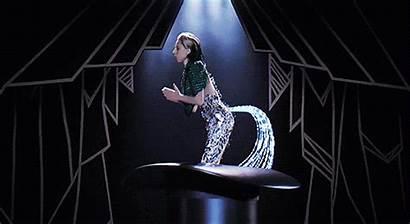 Lady Gaga Applause Horse Tail Unicorn Moments