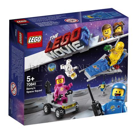 70841 LEGO® Movie Benija kosmosa vienība, no 5+ gadiem NEW ...