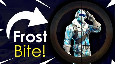 How To Get Frostbite Fortnite Frostbite How To Get