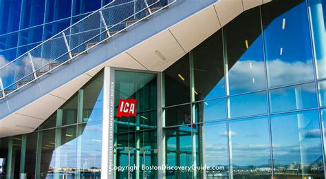 ica boston museum tickets discounts boston discovery guide