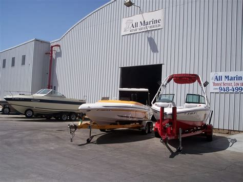 Boat Mechanic Ta Fl by All Marine 12 Reviews Boating 2716 E Miner Ave