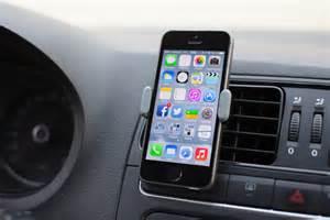 iphone tech support test d un support voiture pour l iphone 5s antoine guilbert