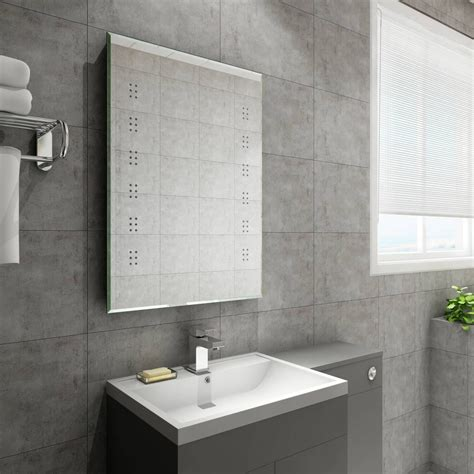 Illuminated Demister Bathroom Mirrors by Designer Illuminated Led Bathroom Mirrors With Demister