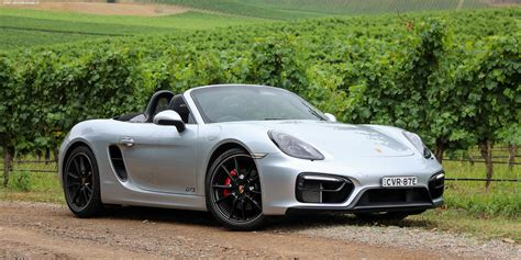 2018 Porsche Boxster Gts Review Yarra Valley Weekender