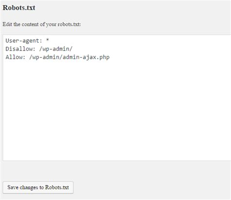 txt robots file optimize seo editor edit configure visualmodo