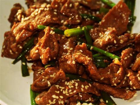 recette de cuisine chinoise boeuf émincé à la chinoise recette de boeuf émincé à la